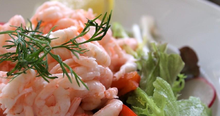 Udang - 12 Makanan Pencegah Uban Ini Akan Melindungi Warna Asli Rambutmu
