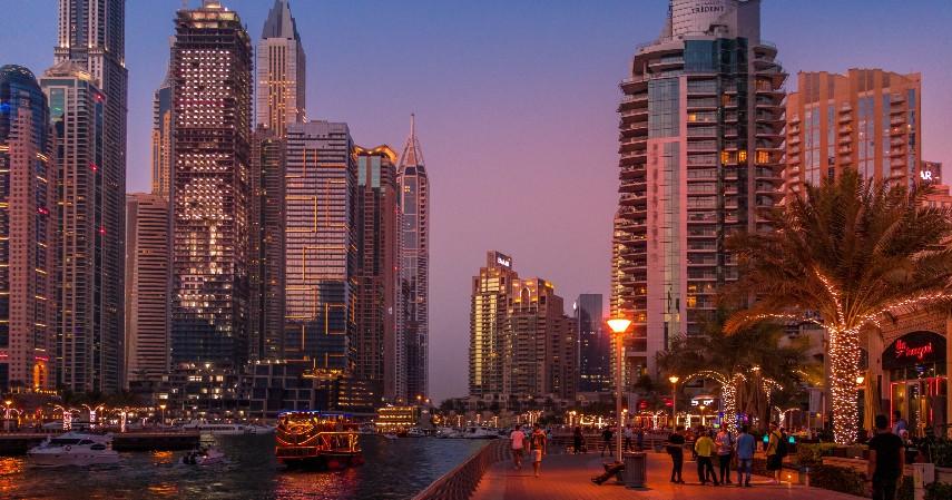 Uni Emirat Arab UEA - Daftar Negara yang Mewajibkan Asuransi Perjalanan Luar Negeri