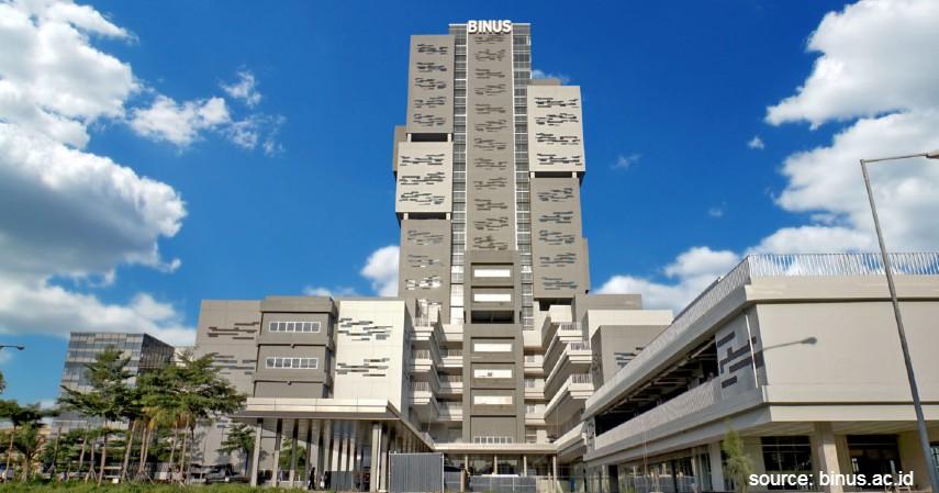 Universitas Bina Nusantara - Daftar Universitas Terbaik Jurusan IT di Jakarta Terakreditasi A