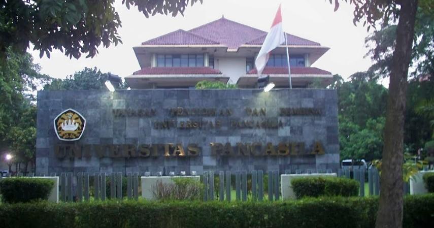 Universitas Pancasila - Daftar Universitas Terbaik Jurusan IT di Jakarta Terakreditasi A