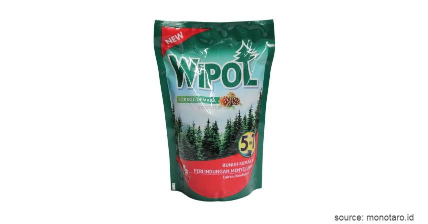 Wipol Karbol - 8 Rekomendasi Pembersih Lantai Terbaik Dijamin Ampuh Membasmi Kuman