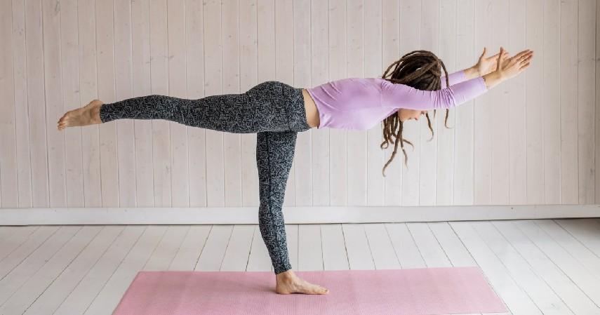 Yoga - 12 Cara Mengecilkan Paha dan Betis yang Mudah dan Menyehatkan