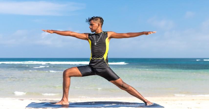Yoga - Cara Alami Agar Tubuh Cepat Tinggi dan Ideal