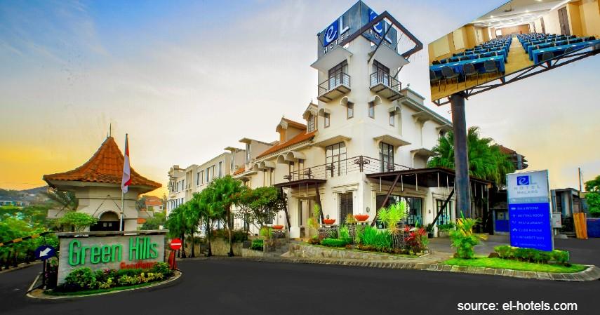 eL Hotel Grande - Rekomendasi Hotel Untuk Staycation di Malang yang Instagramable