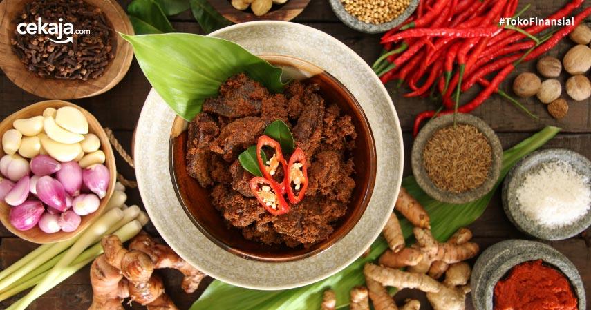 Daftar Makanan Khas Indonesia Paling Ikonik dan Tenar di Luar Negeri