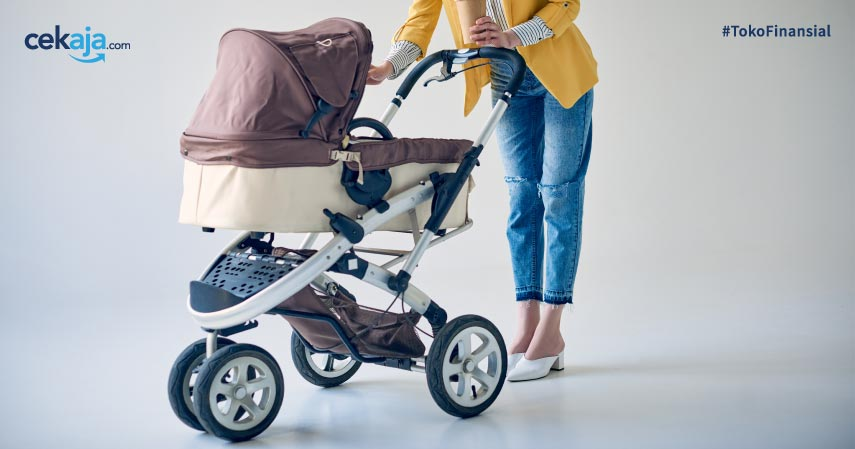 9 Merk Stroller Bayi yang Bagus, Ringan dan Murah