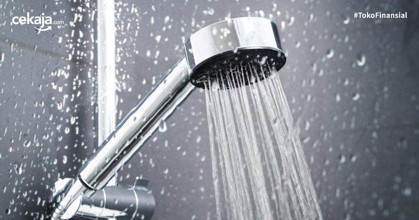 Manfaat Mandi Air Dingin beserta Efek Sampingnya yang Wajib Diketahui