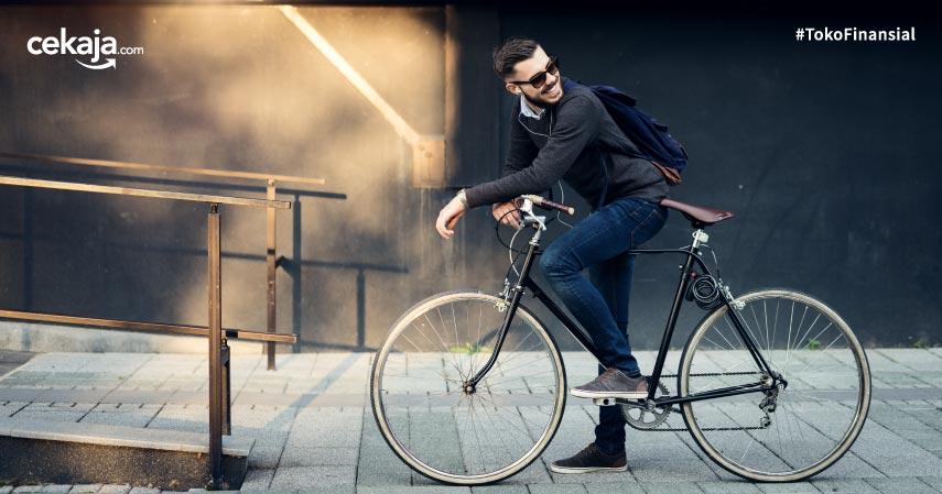 Ini Hitungan Kalori Bersepeda Berdasarkan Kecepatan dan Bobot Tubuh