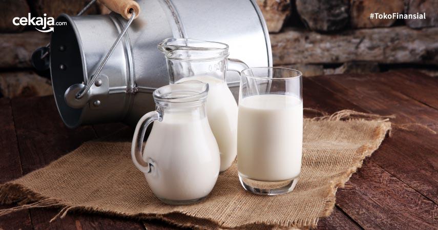 12 Manfaat Minum Susu Sapi Murni Bagi Kesehatan dan Efek Sampingnya