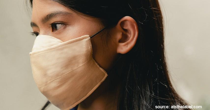 ATS the Label - 10 Masker Brand Lokal yang Bagus