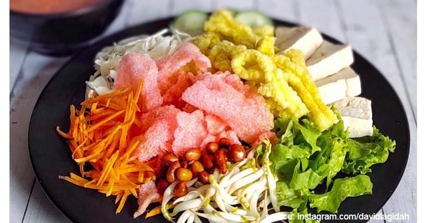 Asinan - Daftar Makanan Khas Indonesia Paling Ikonik dan Tenar di Luar Negeri