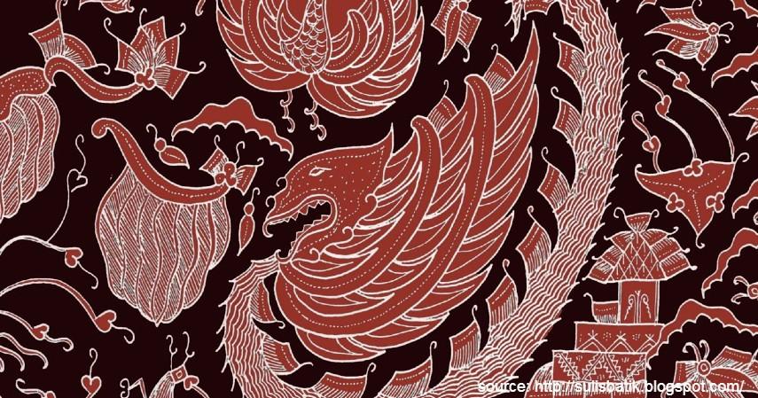 Batik Semen - 15 Jenis dan Makna Motif Batik di Indonesia