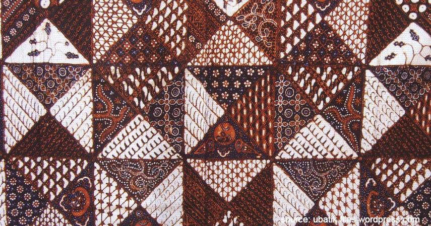 Batik Tambal - 15 Jenis dan Makna Motif Batik di Indonesia