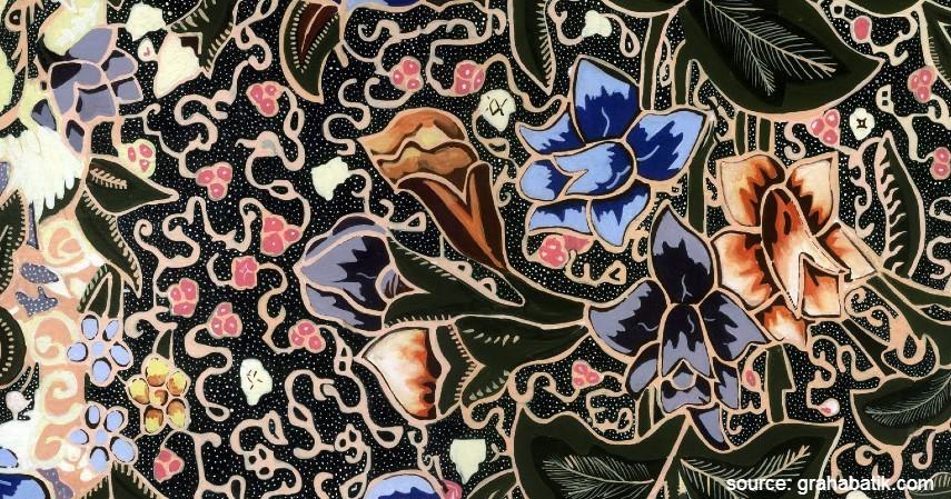 Batik Tujuh Rupa - 15 Jenis dan Makna Motif Batik di Indonesia