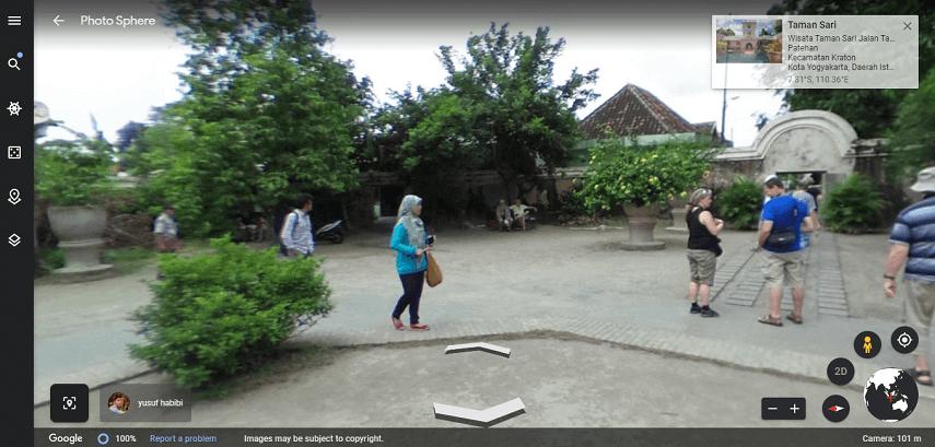 Jalan-jalan Virtual ke Yogyakarta - Jalan-Jalan Virtual Asyik dan Seru di Tengah Pandemi