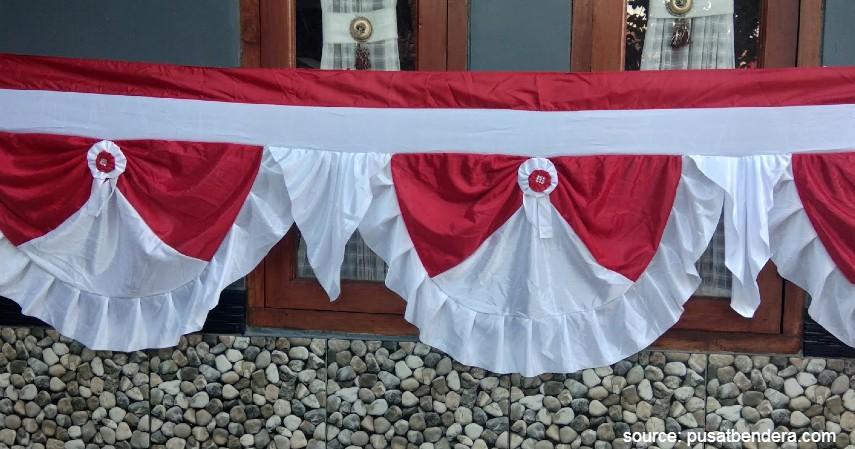Jualan Bendera Merah-Putih - 8 Ide Bisnis Hari Kemerdekaan Modal Rp1 Jutaan