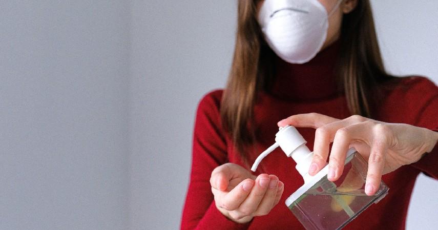 Menerapkan Protokol Kesehatan - Tips Melahirkan di Tengah Pandemi