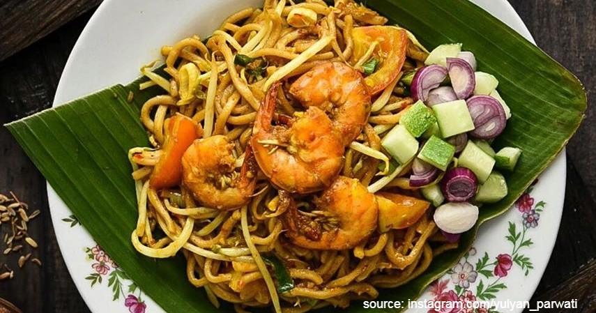 Mie Aceh - Daftar Makanan Khas Indonesia Paling Ikonik dan Tenar di Luar Negeri