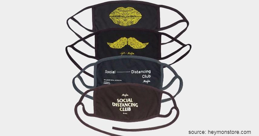 Monstore - 10 Masker Brand Lokal yang Bagus
