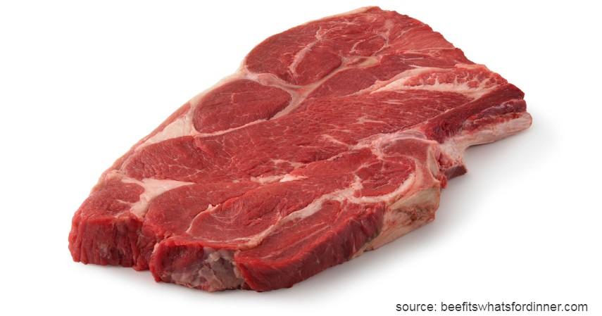 Sampil Chuck - 13 Bagian Daging Sapi dan Cara Memasak Terbaik