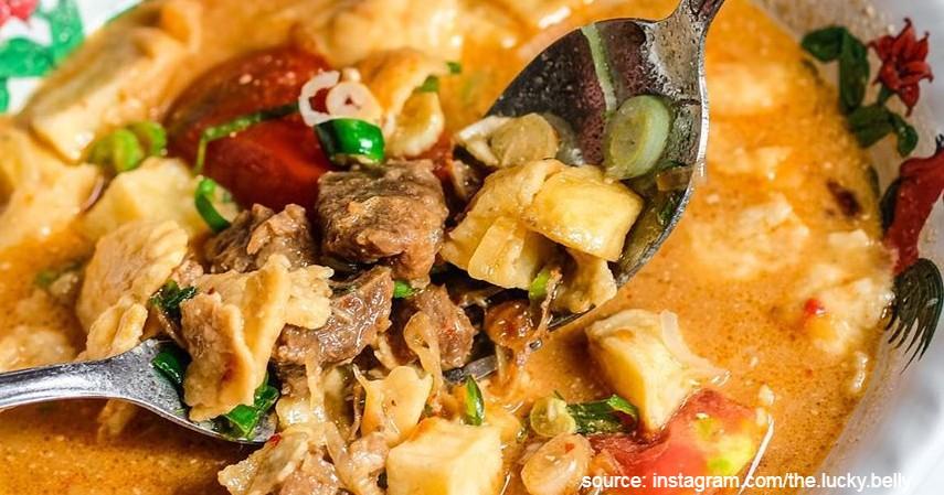 Soto Betawi - Daftar Makanan Khas Indonesia Paling Ikonik dan Tenar di Luar Negeri
