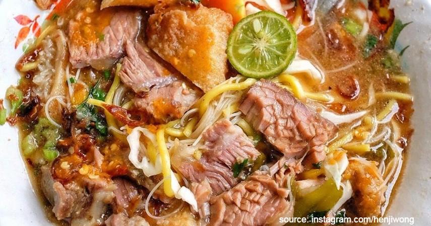 Soto Mie Bogor - 5 Resep Masak Soto Daging Paling Populer