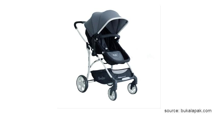 Stroller Bayi Cocolatte - 9 Merk Stroller Bayi yang Bagus Ringan dan Murah
