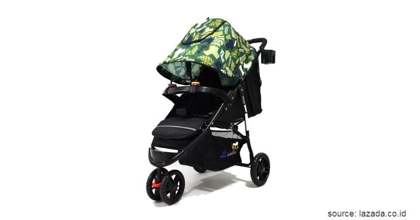 Stroller Bayi Labeille - 9 Merk Stroller Bayi yang Bagus Ringan dan Murah