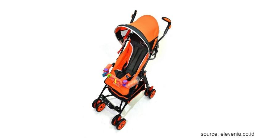 Stroller Bayi Pliko - 9 Merk Stroller Bayi yang Bagus Ringan dan Murah