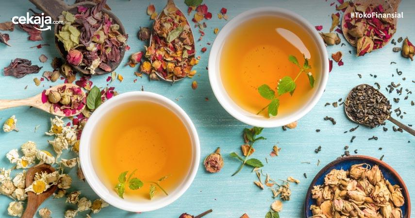 Jenis teh bunga untuk kesehatan
