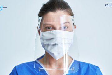 Masker atau Face Shield, Manakah yang Lebih Efektif Menangkal Covid-19?