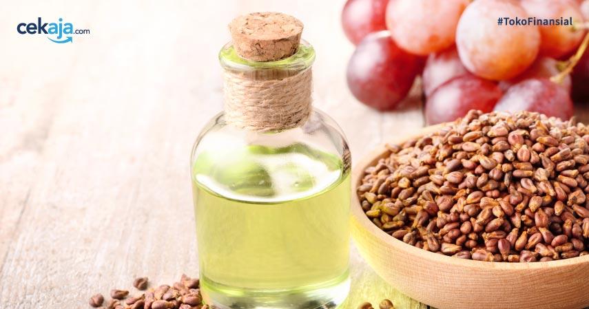 10 Manfaat Grapseed Oil untuk Kesehatan dan Kecantikan