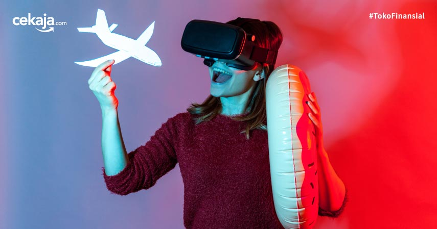Jalan-Jalan Virtual Asyik dan Seru di Tengah Pandemi, Yuk Coba!
