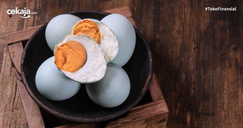 Cara Membuat Telur Asin dan Peluang Usahanya