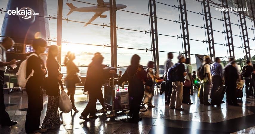 10 Bandara Tersibuk di Dunia dengan Lalu Lintas Udara Terpadat 2020