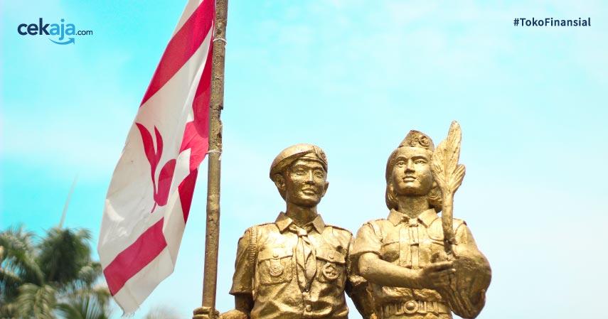 Hari Pramuka: Sejarah, Peran dan Keuntungan Ikut Ekskul Pramuka