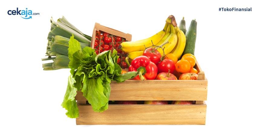 15 Daftar Penjual Sayur dan Buah Online Terlengkap