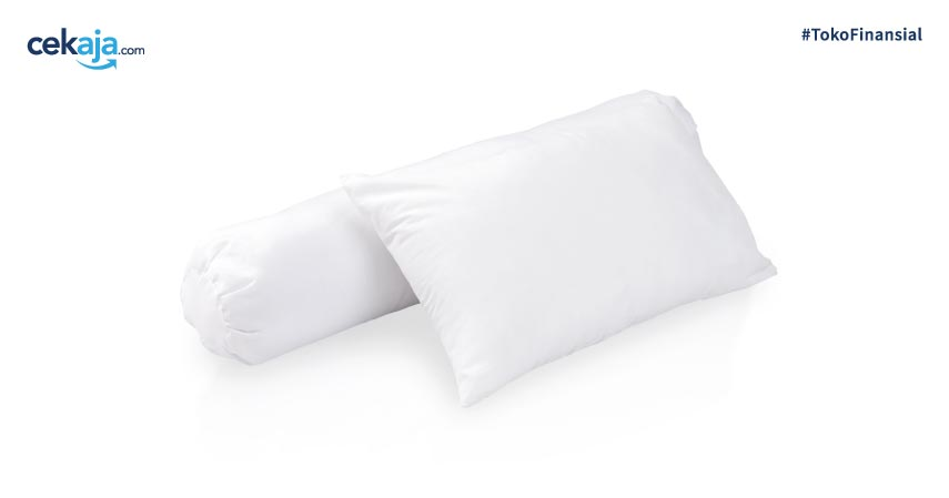 8 Merek Bantal dan Guling Terbaik, Bikin Pewe saat Tidur