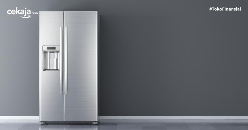 Kulkas 2 pintu terbaik