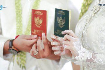 Syarat Menikah Saat New Normal di Luar KUA, Boleh Gelar Pesta!