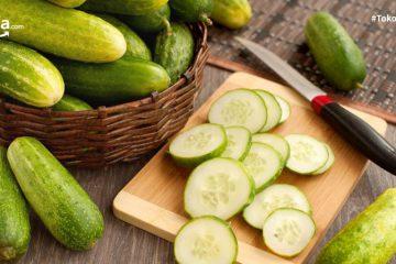 10 Manfaat Makan Timun untuk Kesehatan Tubuh, Kulit dan Rambut
