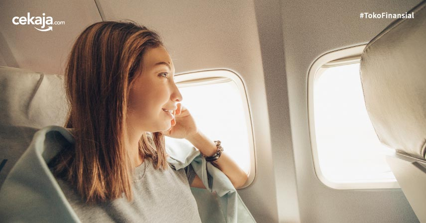 10 Tips Aman Naik Pesawat saat Pandemi Covid-19