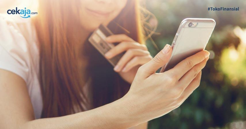 tips aman belanja online tokopedia dengan kartu kredit