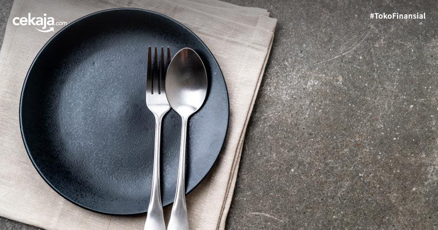 Bahaya Alat Makan Tidak Higienis, Beserta Faktor Penyebabnya!