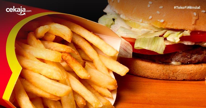 10 Restoran Cepat Saji Terbesar di Dunia, Salah Satunya McDonald!
