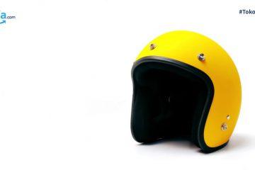 6 Helm Half Face Terbaik untuk Wanita