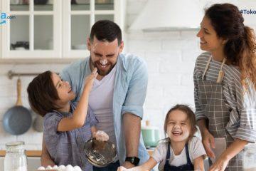 8 Cara Parenting Positif yang Baik untuk Pembentukan Karakter Anak