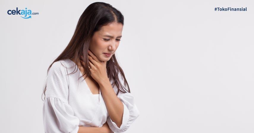 8 Cara Alami Mengobati Radang Tenggorokan