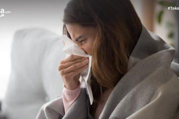 Cara Cegah Influenza, Penyebab dan Gejalanya yang Harus Diketahui