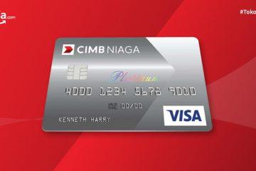 Tampilan Baru Visa Platinum CIMB Niaga yang Kini Jadi Visa Travel Card